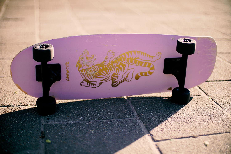 skateboard-vintage